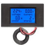 Измерватели на - напрежение,ток,мощност,енергия