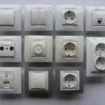 Ключове контакти и димери Schneider Electric-Unica