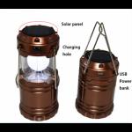 ЛЕД къмпинг фенер-солар,12DC.220АС,USB.батерий
