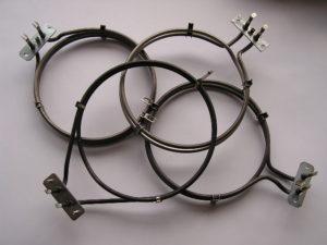Нагреватели за вентилаторни фурни