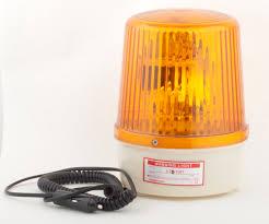 Сигнални лампи мигащи