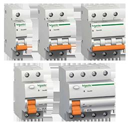 Предпазители Schneider Electric