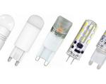 LED крушки G4-G9