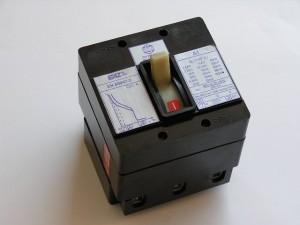 Автоматичен токопрекъсвач А1