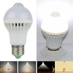 LED крушки със сензор за движение
